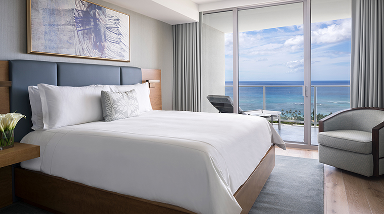 The Ritz Carlton Waikiki room