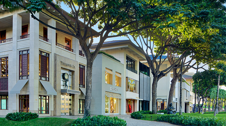 The Ritz Carlton Waikiki shops