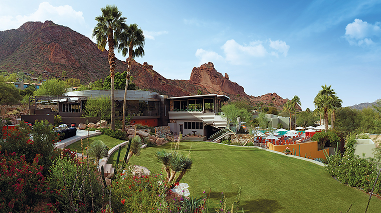 The Sanctuary on Camelback Mountain Resort and Spa exterior