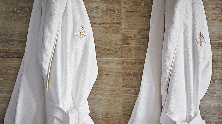 The Spa At Four Seasons Hotel Autsin robes