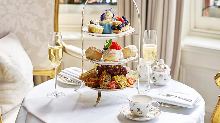 The egerton house hotel drawing room tea