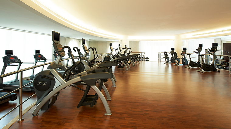 The st regis doha remede fitness center
