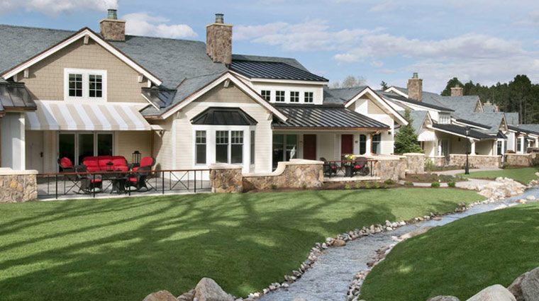 TheBroadmoor Cottage Exterior PR