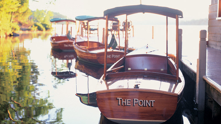 ThePoint Adirondacks Exterior Boats 1 CreditThePoint