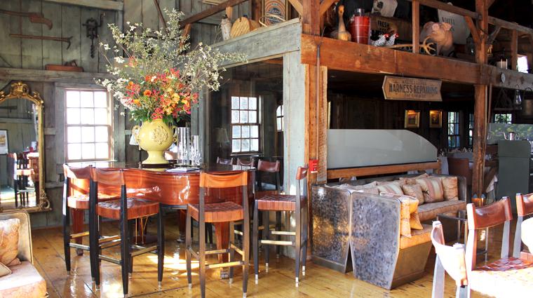 TheWhiteBarnInnRestaurant Kennebunk Restaurant Style Interior 2 CreditUSHotelsInc