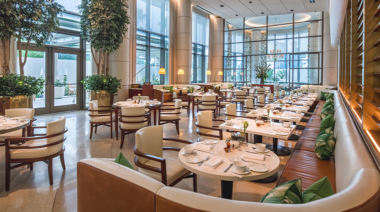 Waldorf astoria beverly hills Jean Georges