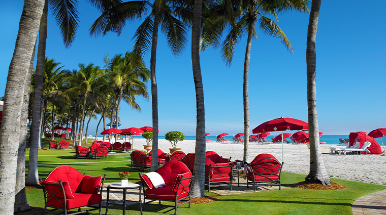 acqualina resort and residences on the beach by the water
