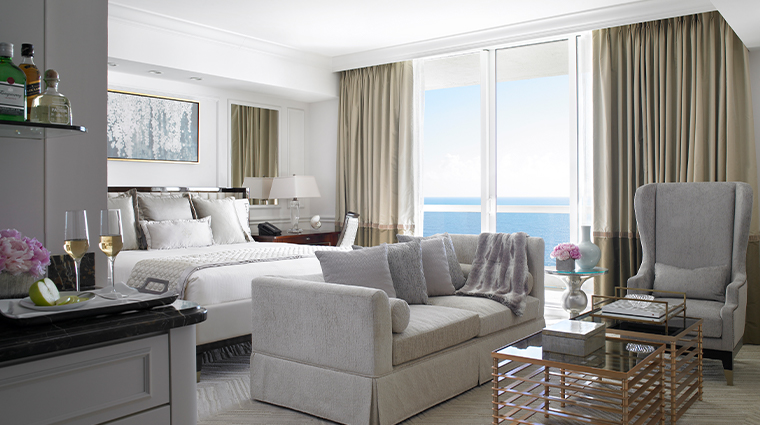 acqualina resort and residences on the beach oceanfront room
