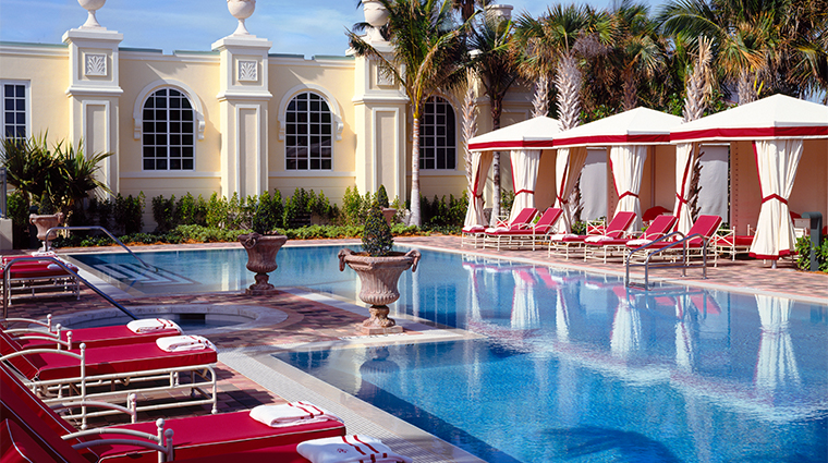 acqualina resort and residences on the beach tranquility pool