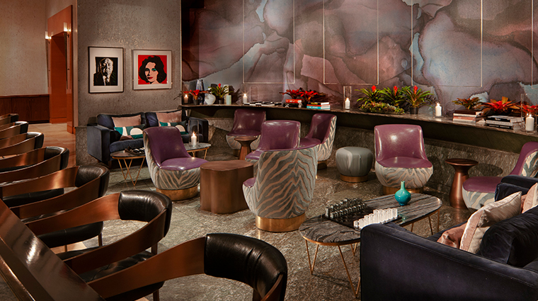 acqualina resort spa AQ bar lounge