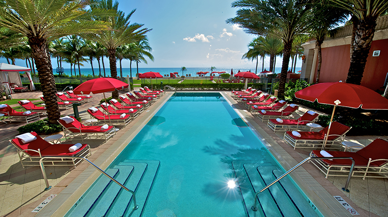 acqualina resort spa recreation pool