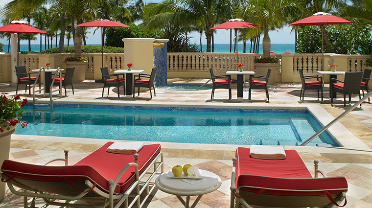acqualina spa by espa spa pool