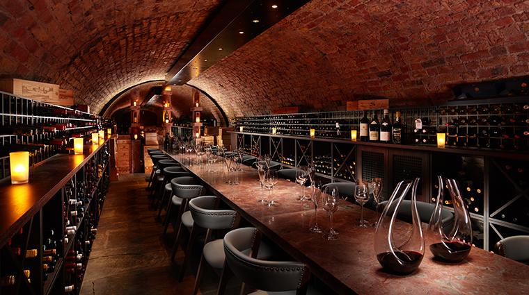 adare manor hotel and golf resort cellar