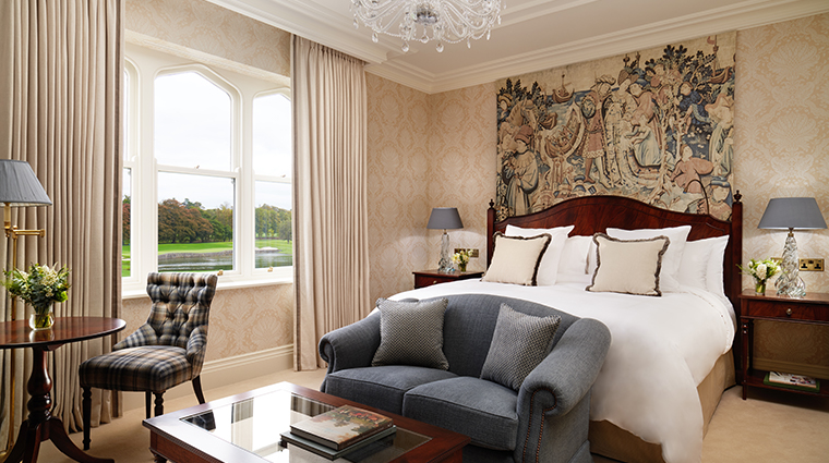 adare manor hotel and golf resort deluxe king room