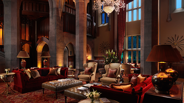 adare manor hotel and golf resort the great hall