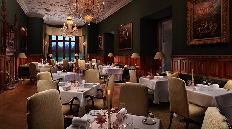 adare manor hotel and golf resort the oak room