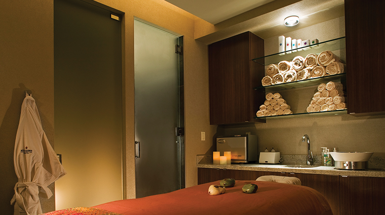 agua caliente casino resort spa sunstone spa treatment room