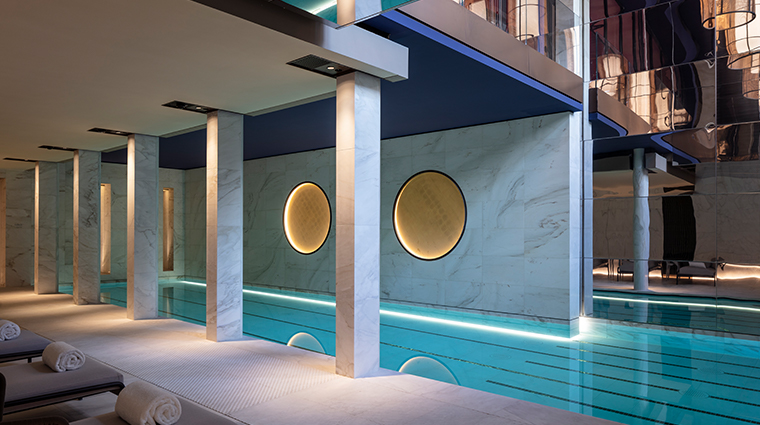 akasha holistic wellbeing centre pool
