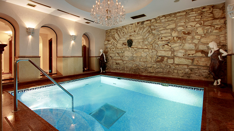 alchymist grand hotel spa swimming pool