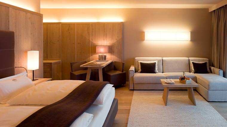 alpina dolomites Superior exclusive room