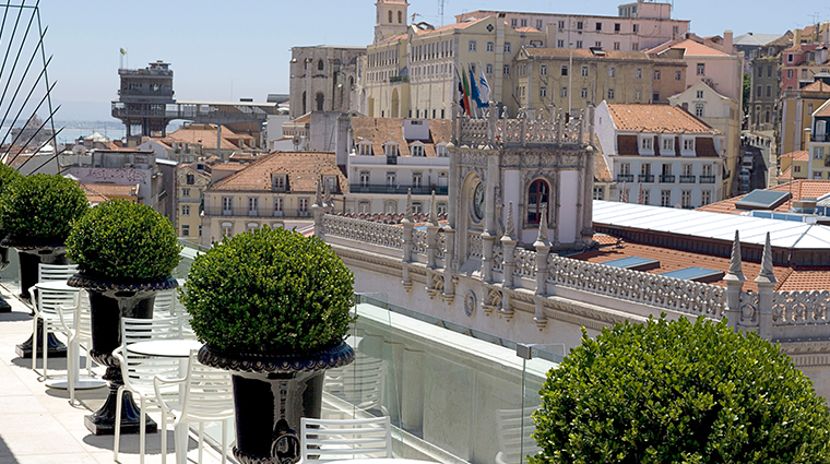 altis avenida hotel restaurant terrace