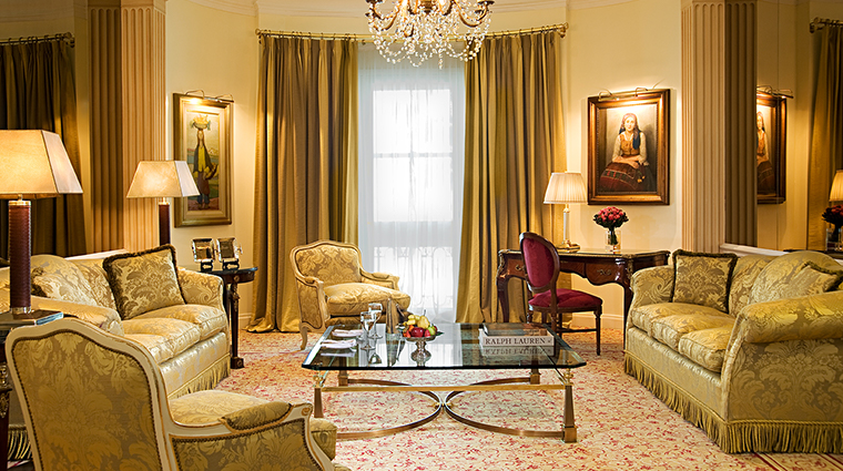 alvear palace hotel executive presidential suite living room