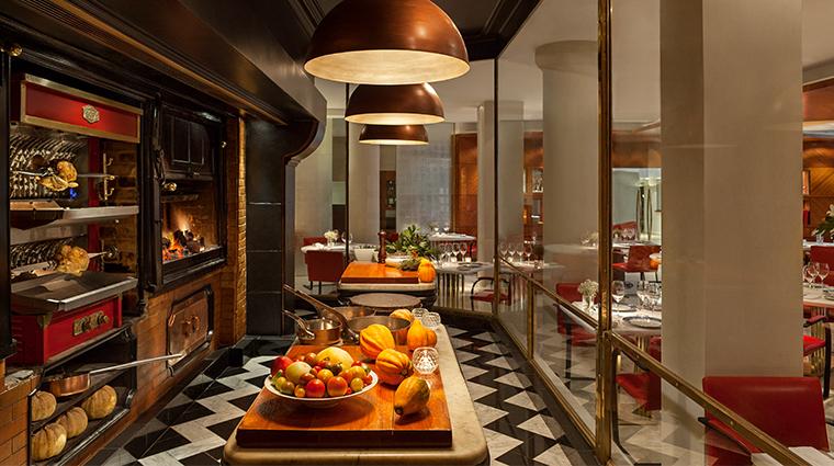 alvear palace hotel la Bourgogne