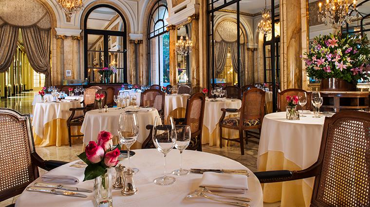 alvear palace hotel lorangerie dining room