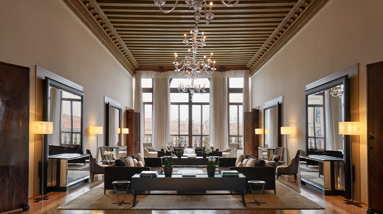 aman venice the drawing room