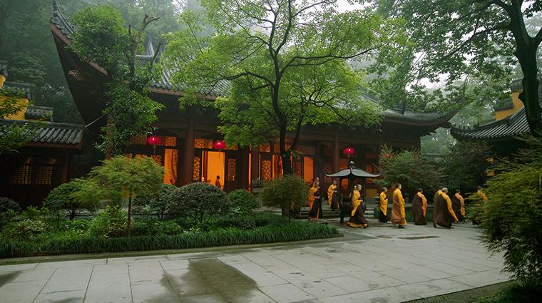 Amanfayun Temple