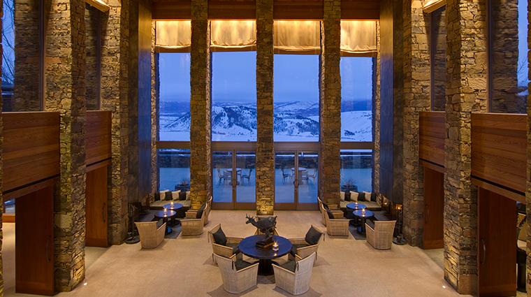 Amangani Lounge