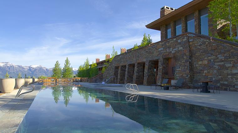 Amangani Pool