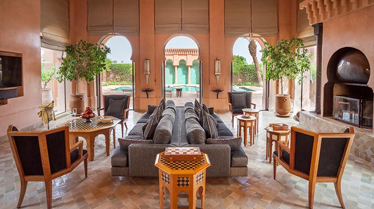 amanjena AlHamra living area