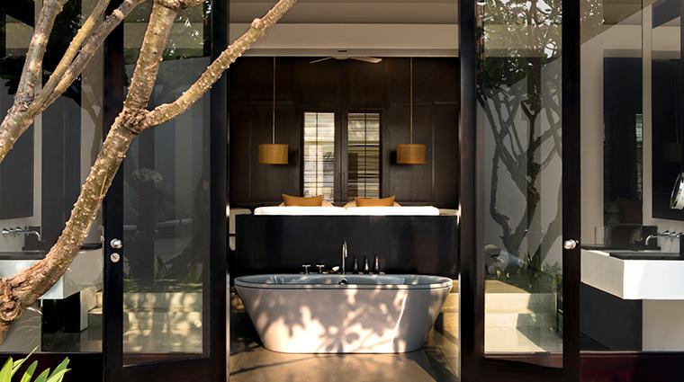 amansara pool suite interior