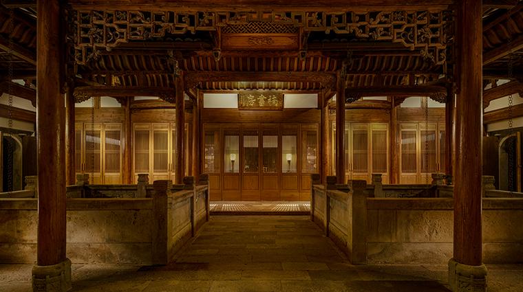 amanyangyun Nanshufang Ancient Villa