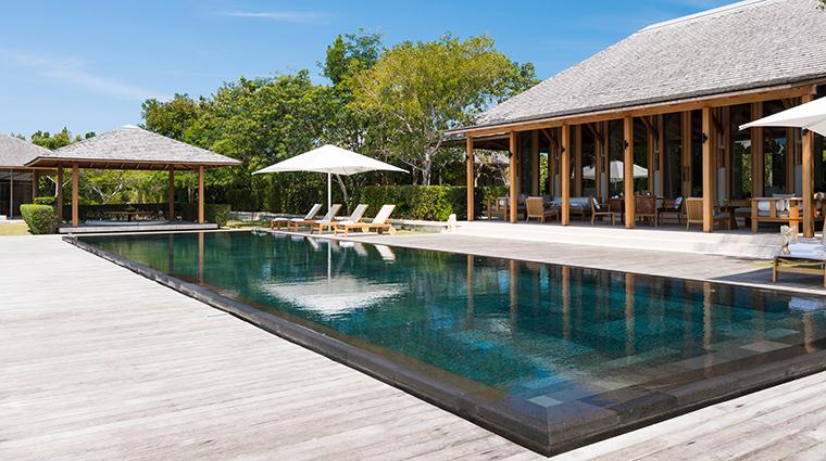 Amanyara Villa 14 Pool