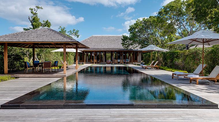 Amanyara Villa 15 Pool