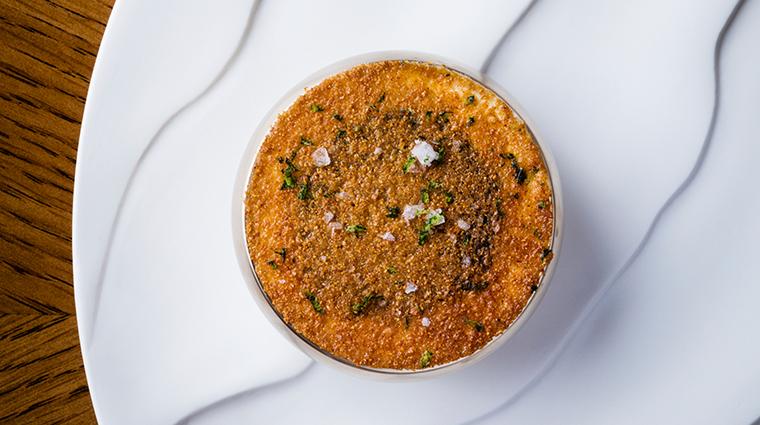 amber Okinawa corn caviar seawater sudashi