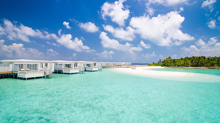 amilla fushi ocean lagoon house aerial