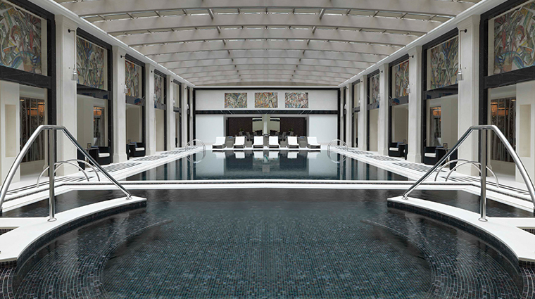 amnis spa at four seasons hotel moscow pool2