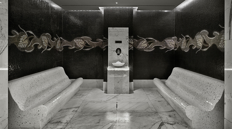amnis spa at four seasons hotel moscow salt room