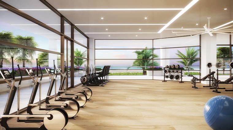 amrit ocean resort and residences fitness center