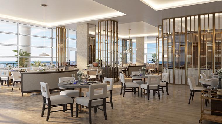 amrit ocean resort and residences oceanfront restaurant