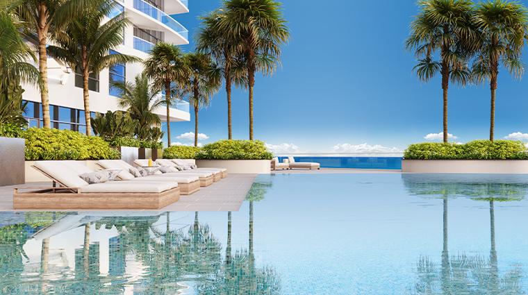 amrit ocean resort and residences resort pool