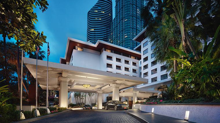 anantara siam bangkok hotel entrance