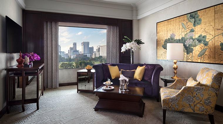 anantara siam bangkok hotel family suite