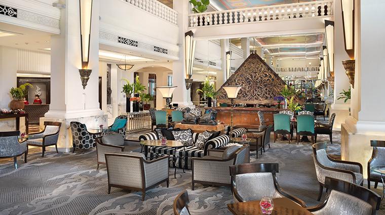 anantara siam bangkok hotel lobby