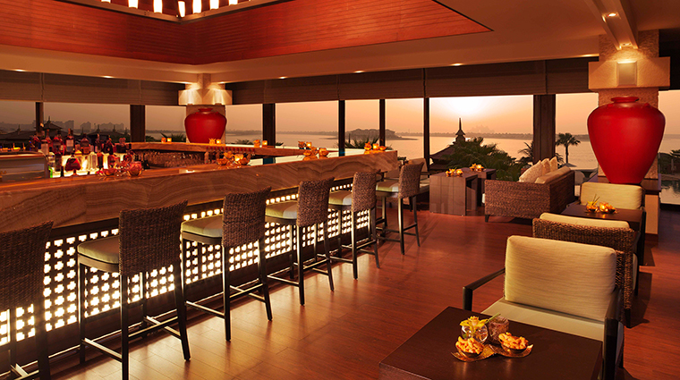 anantara the palm dubai resort Lotus lounge