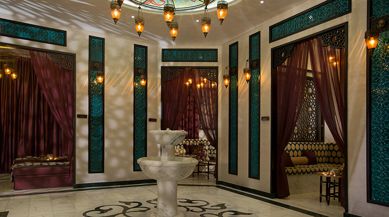 anantara the palm dubai resort anantara spa hamman lounge