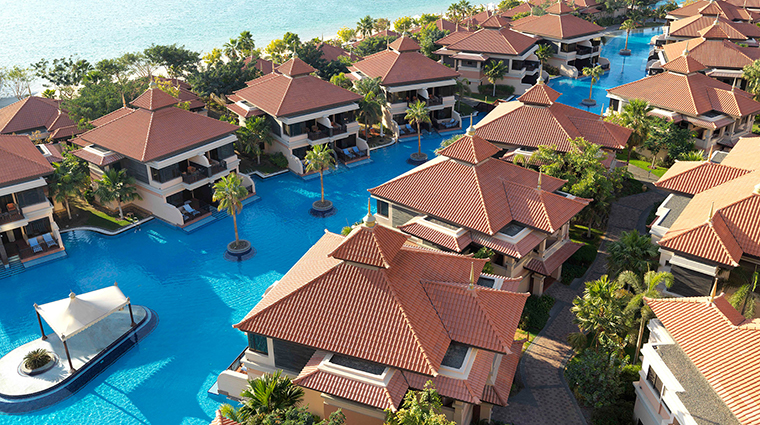 anantara the palm dubai resort exterior